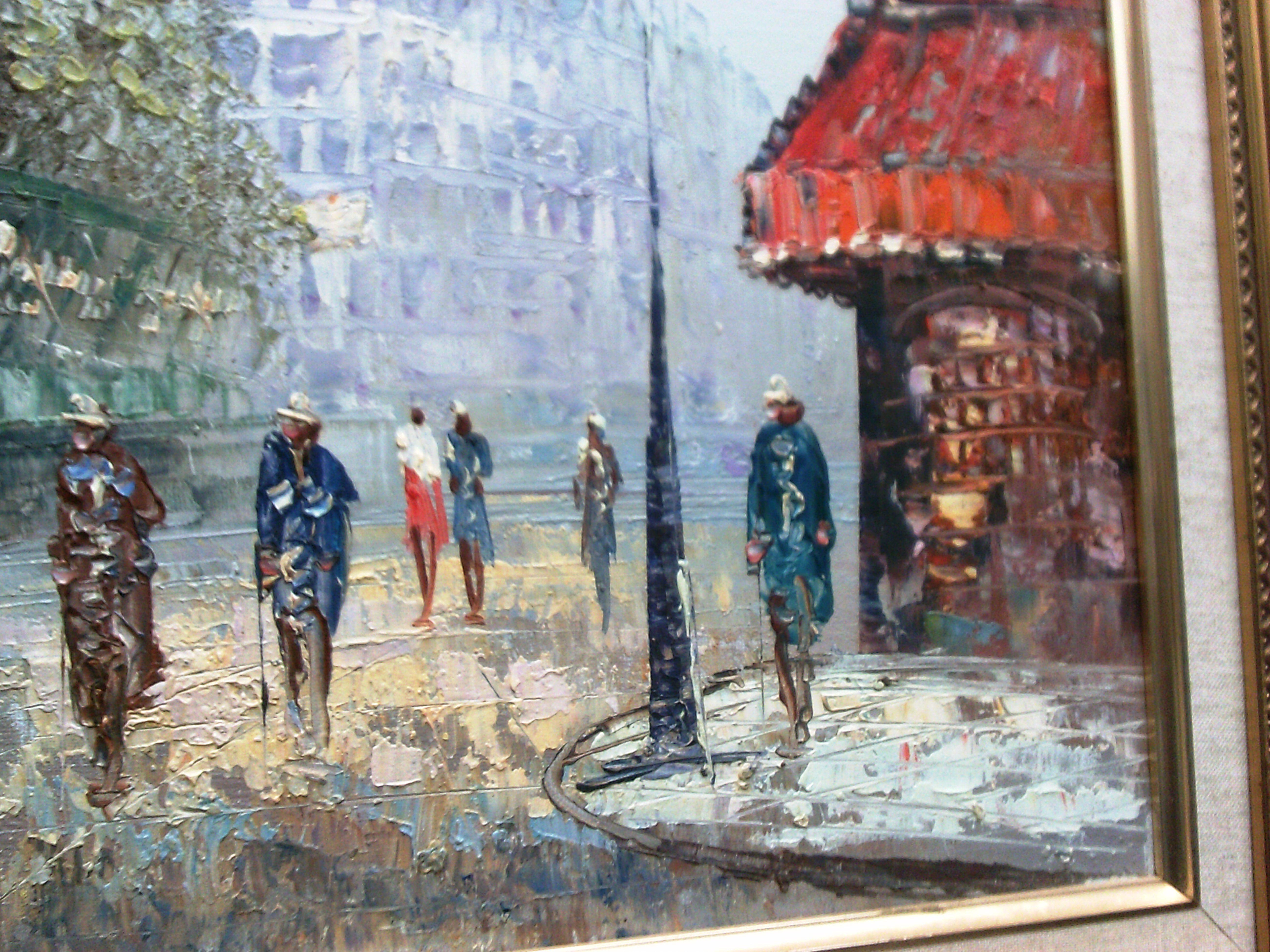 Louis Anthony Burnett   Art For Arts Sake